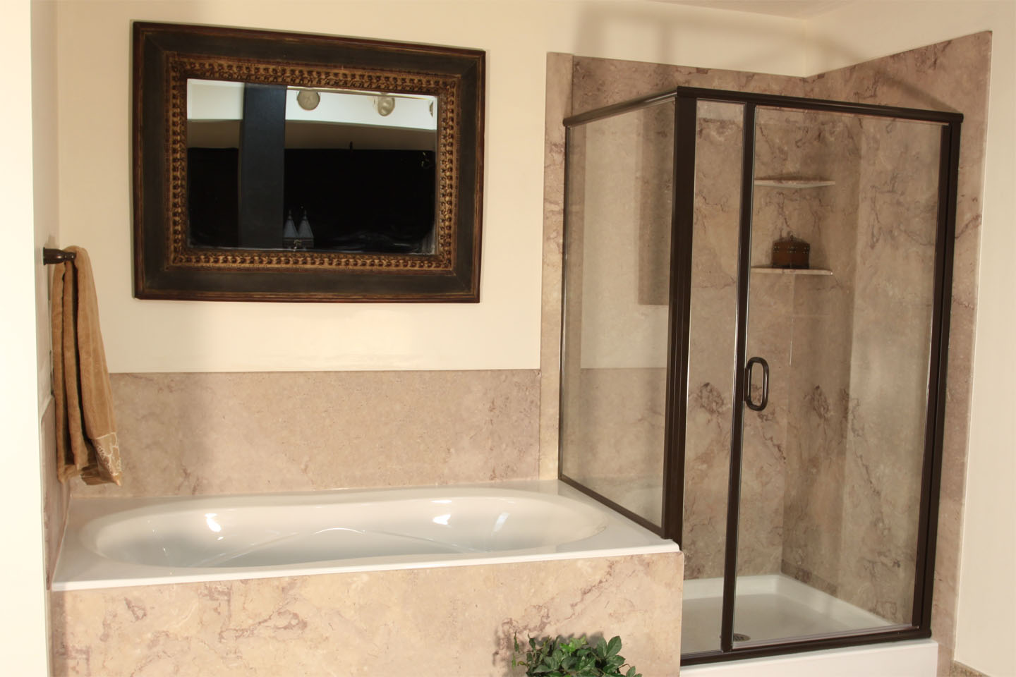 Tubs and surrounds m m products - Bathtub in shower ...